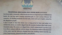 Bhutan - Hot Stone Bath, Paro, Day Spas
