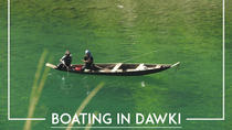 Boating in Dawki, Guwahati, Day Cruises