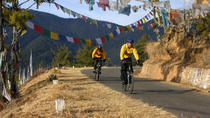 Cycling in Bhutan, Paro
