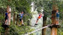 Bali Treetop Adventure Park Tour, Bali, Adrenaline & Extreme