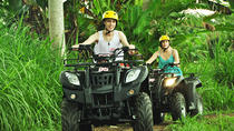 Excursion aventure en quad à Bali, Ubud, 4WD, ATV & Off-Road Tours