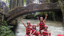 Full-Day River Rafting with Monkey Forest Tour, Ubud, Scuba Diving