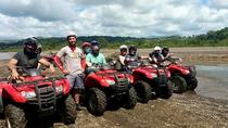 ATV Waterfall Tour 4Hour (Swimmable Pool), Jaco, 4WD, ATV & Off-Road Tours