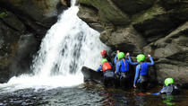 Canyoning Half-Day Trip at Keltneyburn from Aberfeldy, Aberfeldy, Climbing