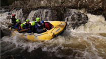 White Water Rafting Half-Day Trip on the River Tummel, Aberfeldy, White Water Rafting & Float Trips