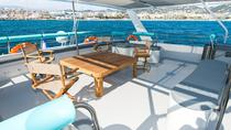 Daytime or Sunset Catamaran Cruise from Cannes with Optional Lunch or Champagne, Cannes, Sailing ...