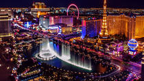 Private Minibus Transfer - Las Vegas (LAS) - Las Vegas Downtown (10-12 people), Las Vegas, Airport...