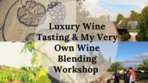My Very Own Wine Bottle Blending & Tasting Workshop, Faro, Cultural Tours