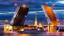 Bascule bridges cruise in Saint-Petersburg with private guide, St Petersburg, Day Cruises