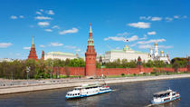 Historical Moscow River Cruise Audioguide, Moscow, Day Cruises
