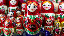 Matryoshka workshop with a private guide, Moscow, Cultural Tours