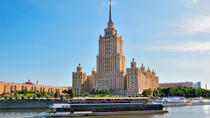 Moscow Luxury River Cruise, Moscow, Day Cruises