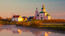 Suzdal and Kideksha Tour with Private Guide, Moscow, Cultural Tours