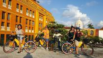 Historical and culture biking tour, Cartagena, City Tours