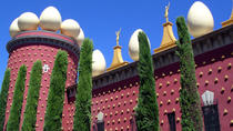 Dali Museum Day Trip from Barcelona by High-Speed Train with Optional Girona Tour, Barcelona, Food...