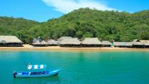 5-Bay Private Experience in Panga, Huatulco, Day Cruises
