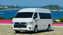 Private Transfer Huatulco: One-Way or Round-Trip International Airport (HUX), Oaxaca, Private ...