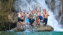 The Emerald Falls Experience with Lunch, Huatulco, 4WD, ATV & Off-Road Tours