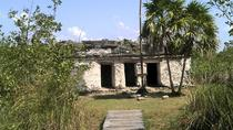 Sian Ka'an Biosphere Reserve Eco-Adventure Including Muyil Ruins