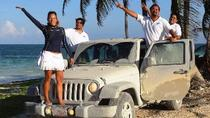 Sian Ka'an Jeep-Safari ab Playa del Carmen, Playa del Carmen, 4WD, ATV & Off-Road Tours