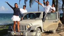 Sian Ka'an Jeep Safari from Playa del Carmen , Playa del Carmen, 4WD, ATV & Off-Road Tours