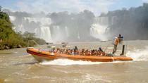 Argentinean Falls and Great Adventure Boat Ride, Puerto Iguazu, Nature & Wildlife