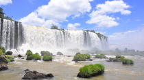 Brazilian Falls, Bird Park and Itaipu Dam from Foz do Iguaçu, フォス・ド・イグアス