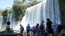 Excursion aux chutes d'Iguazu, côté argentin, Foz do Iguaçu