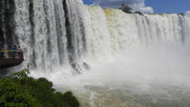 Tour to Iguassu Falls Brazilian side, フォス・ド・イグアス