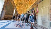 Sistine Chapel before Crowds: Small-Group Vatican Tour with Breakfast prior to Entrance, Rome, ...