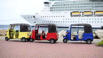 Curacao Shore Excursion: Curacao TukTuk City Tour, Curacao, City Tours