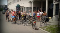 Krakow Bike Tour of the Old town Jewish Qtr and the Ghetto, Krakow, Private Sightseeing Tours