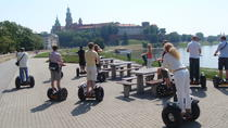 Small-Group Segway City Tour in Krakow, Krakow