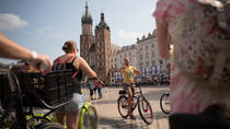 Visite en vélo dans la vieille ville, le quartier juif et le ghetto de Cracovie, Cracovie