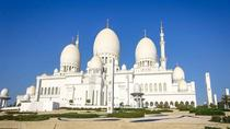 Abu Dhabi Sheikh Zayed Grand Mosque with Coffee at Emirates Palace from Dubai, Abu Dhabi, Coffee & ...
