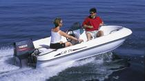 Boat rental up to 4 people in Saint-Tropez - No license required, サントロペ