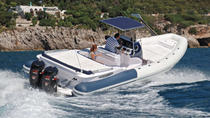 Rent a luxury rigid inflatable boat for up to 12 people in Saint-Tropez - License required, ...