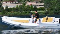 Rent a rigid inflatable boat for up to 8 people in Saint-Tropez - License required, St-Tropez, Boat ...