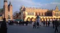 Krakow Sightseeing Tour by Minibus, Krakow, City Tours