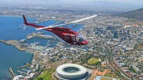 Cape Town 3-Day Attraction Tours: Helicopter Tour, Wine Tasting, Cape Point, Cape Town, Helicopter...