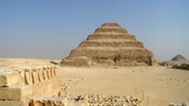 Full Day Tour to Giza Pyramids Memphis and Sakkara from Giza, Giza, Day Trips