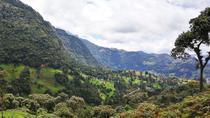 Matarredonda hike and La Chorrera waterfall, Bogotá, Hiking & Camping