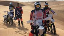 Motorbike Desert Tour - 4hr Advanced Guided Tour, Dubai, Motorcycle Tours