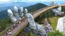 GOLDEN BRIDGE & BA NA HILL via CABLE CAR from DA NANG or HOI AN (Private Tour), Hoi An, Private ...