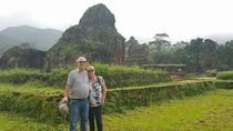 MY SON MORNING TOUR Departure from HOTELS in DA NANG or HOI AN city, Da Nang, Airport & Ground...