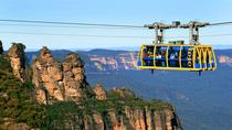 Blue mountains SMALL group one day tour and Wildlife Park and River Cruise, Sydney, Nature &...