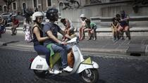 Rome by Vintage Vespa: Classic Rome Tour, Rome, Vespa, Scooter & Moped Tours