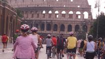 Tour privato dell'antica Roma in bicicletta con biglietti saltafila per il Colosseo e le Terme di Caracalla, Roma, Tour in bici e mountain bike