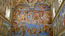 Private Tour: Vatican Museums including the Sistine Chapel and St Peter's Basilica, Rome, ...