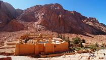 Day trip to St Catherin monastery from Dahab by coach, Cairo, Bus & Minivan Tours
